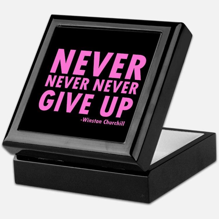 NeverGiveUp9.png Keepsake Box