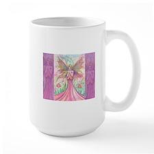 Wildflower Fairy Fantasy Art Illustration Mugs