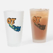 OT Occupational Therapy for Living Drinking Glass