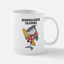 Hermosa Beach, California Mugs