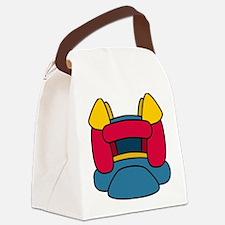 Bouncy Castle Canvas Lunch Bag