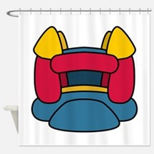 Bouncy Castle Shower Curtain