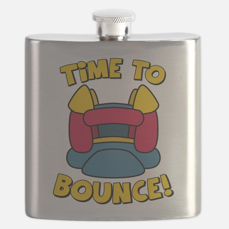 Time To Bounce Flask
