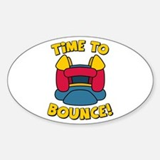 Time To Bounce Decal