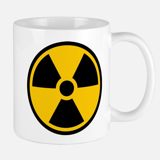 Radioactive Symbol Mugs