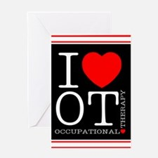 OT-iloveOT2-poster2 Greeting Cards