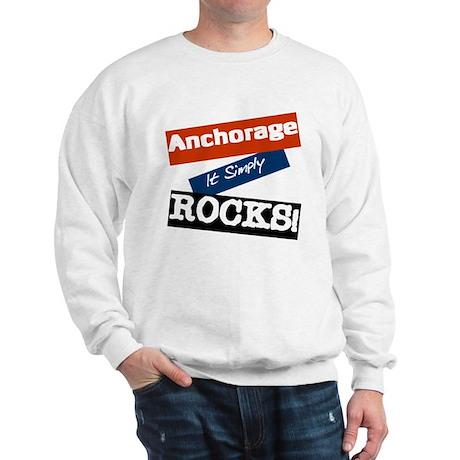 Anchorage Rocks Sweatshirt