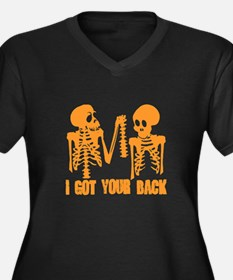 I Got Your Back Plus Size T-Shirt