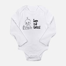 Cute Beograd Long Sleeve Infant Bodysuit