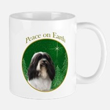 Havanese Peace Mug