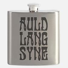 Auld Land Syne Flask