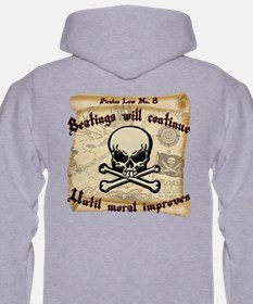 Pirates Law #8 Hoodie