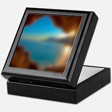 Ocean Keepsake Box