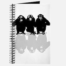 3 monkeys Journal
