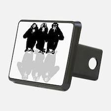3 monkeys Hitch Cover
