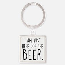Here for the Beer Keychains