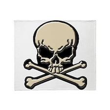 Pirates Law #8 Throw Blanket