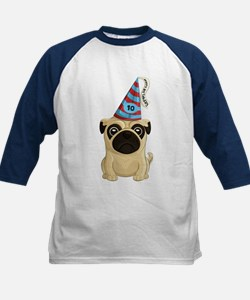 10th Birthday Pug Tee