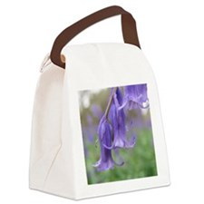 Hanging Bluebells Canvas Lunch Bag