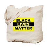 Black lives matter Canvas Totes