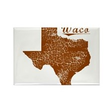 Funny Texas longhorns Rectangle Magnet