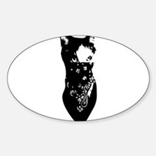 Cat Bandana Decal