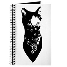 Cat Bandana Journal