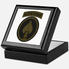 OD Spec Ops Cmd Keepsake Box