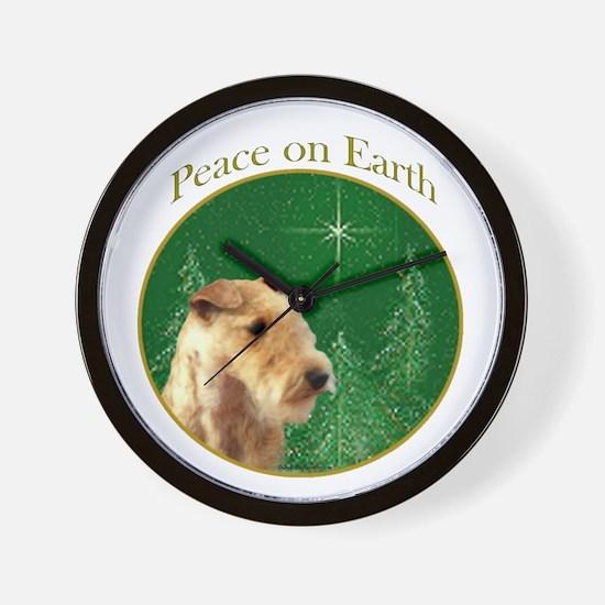 Lakeland Peace Wall Clock