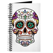 Unique Sugar skull Journal