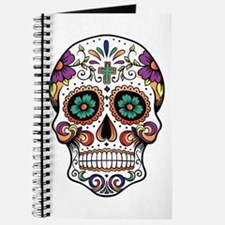 Cool Day of the dead Journal
