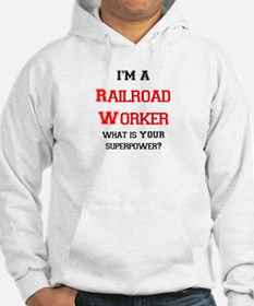 railroad worker Jumper Hoody