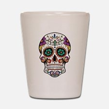 Cute Skull Shot Glass