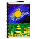 tmeret manymoons stained glass Journal