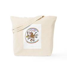Croctopus Tote Bag