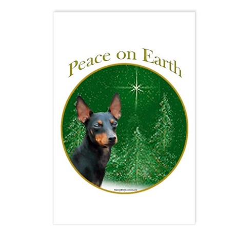 Manchester Peace Postcards (Package of 8)