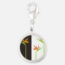 Bird of Paradise Flowers Charms
