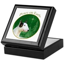 Mini Bull Peace Keepsake Box