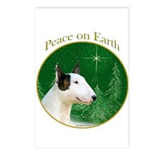 Mini Bull Peace Postcards (Package of 8)