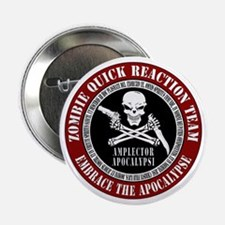 "Zombie Quick Reaction Team 2.25"" Button"