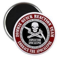 Zombie Quick Reaction Team Magnet