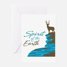 Spirit of the Earth Greeting Cards (Pk of 20)