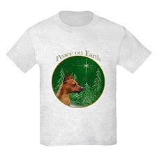 Min Pin Peace T-Shirt