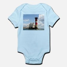 The Needles Lighthouse, England Body Suit