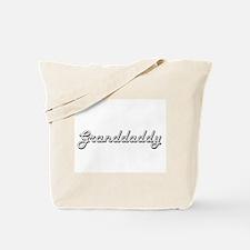 Granddaddy Classic Retro Design Tote Bag