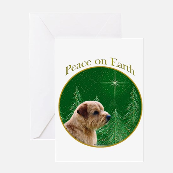 Norfolk Peace Greeting Card