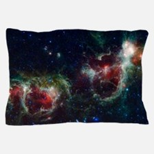 Heart and Soul Nebula Pillow Case