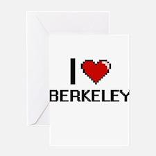 I love Berkeley Digital Design Greeting Cards