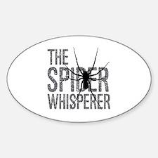 The Spider Whisperer Decal