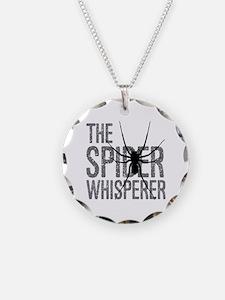 The Spider Whisperer Necklace